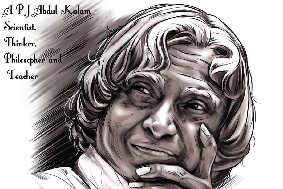 ए.पी.जे. अब्दुल कलाम पर निबंध 2018 – Essay on Dr. A.P.J Abdul Kalam in Hindi 2018