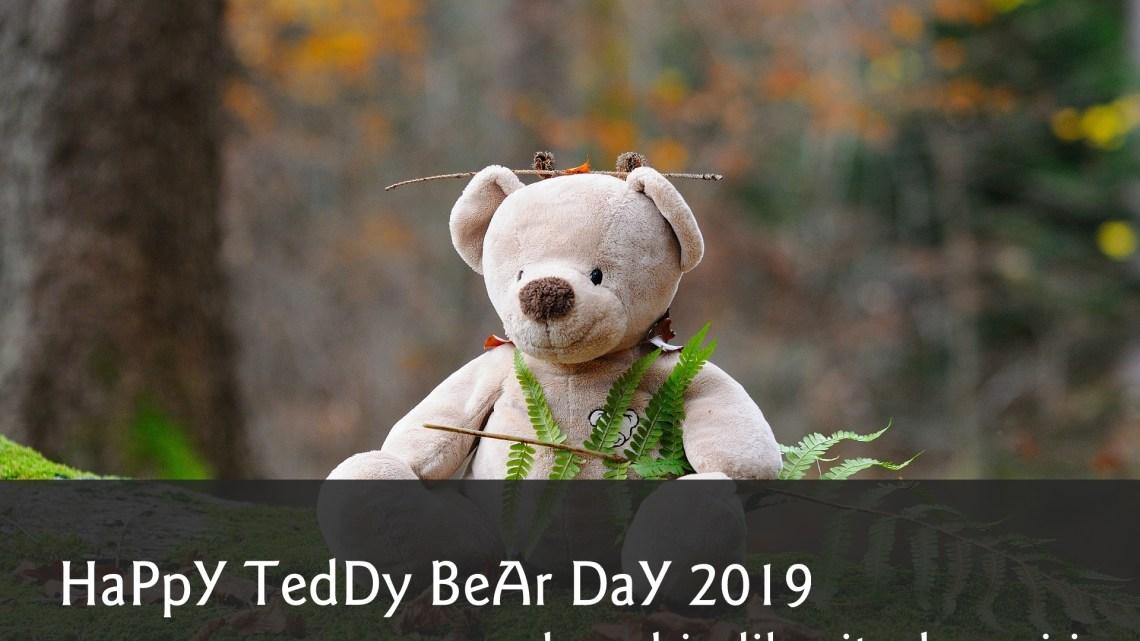 टेडी वियर डे शायरी इन हिंदी – Happy Teddy Bear Day Shayari in Hindi   टेडी वियर पर शायरी