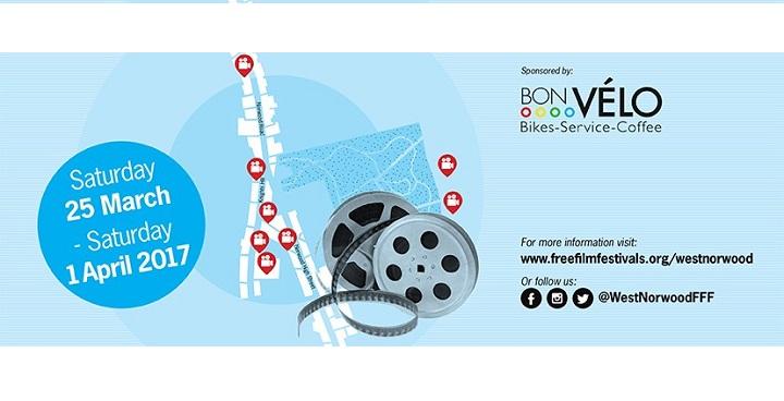 West Norwood Free Film Festival Programme