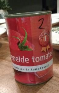 Test gepelde tomaten in blik - Blikje 1DeBeste gepelde tomaten