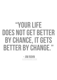your life does not get better by chance - eMyth