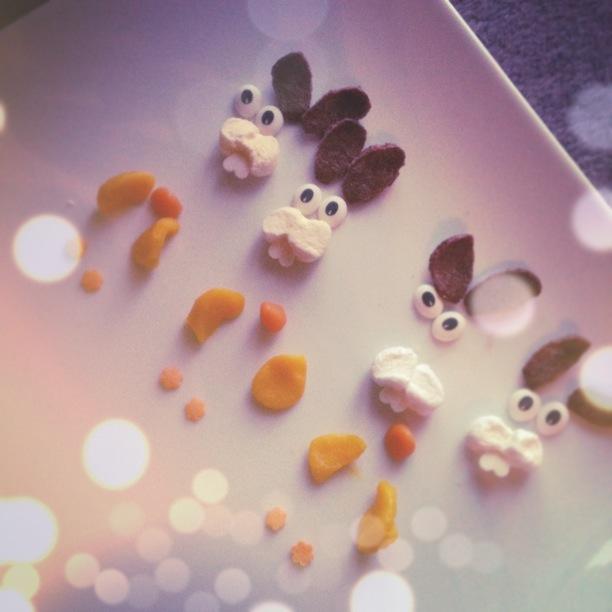 [ Blogger For Spring ] - Easter Bunny Cake Pops Rezept (6/6)
