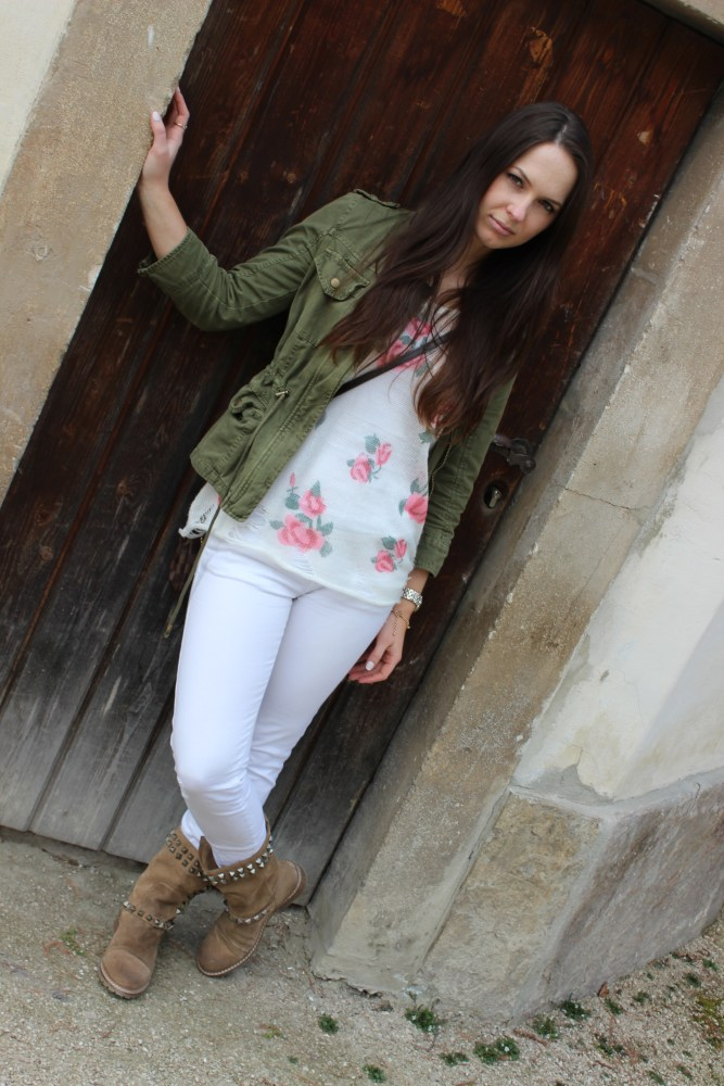 Outfit Des Tages [ Spring Flowers ] (2/5)