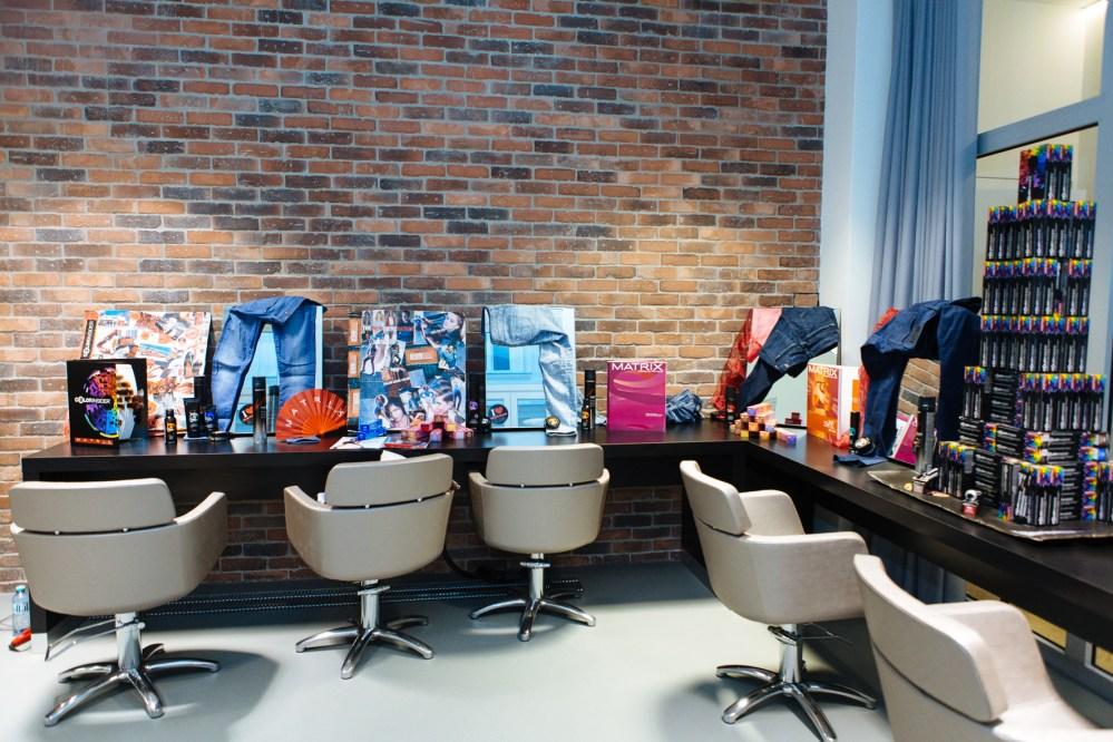 Eröffnung der L'Oréal Professionelle Produkte Akademie Wien (4/6)