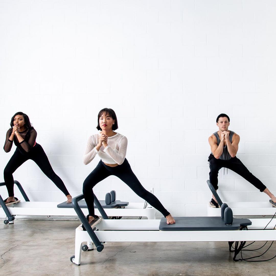 pilates Echo Park