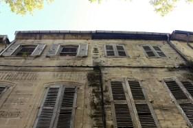dům v ulici Reu des Teinturies
