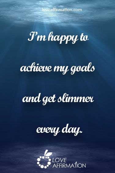 slimmer-weight-loss-affirmation