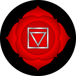 root chakra image