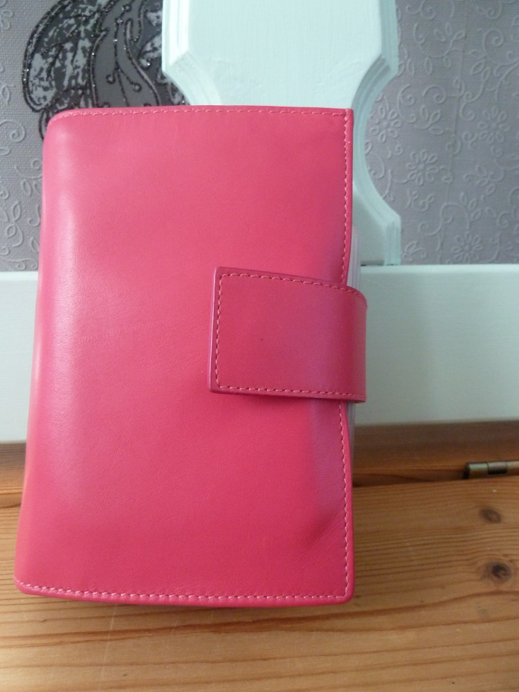 Using my pocket Bethge as a wallet (1/6)