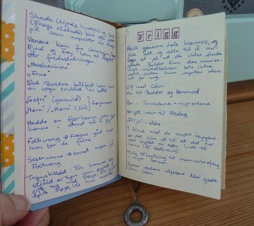 How I use my Midori Star Ferry edition (3/5)