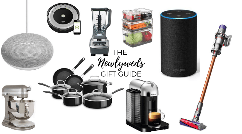 HOLIDAY GIFT GUIDE: NEWLYWEDS