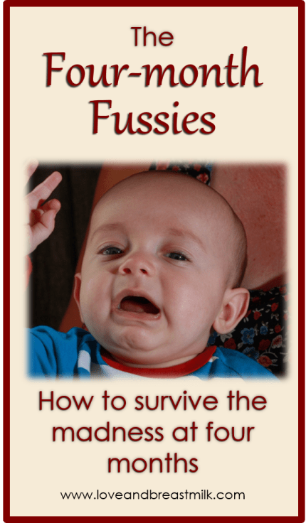 four month fussies title image