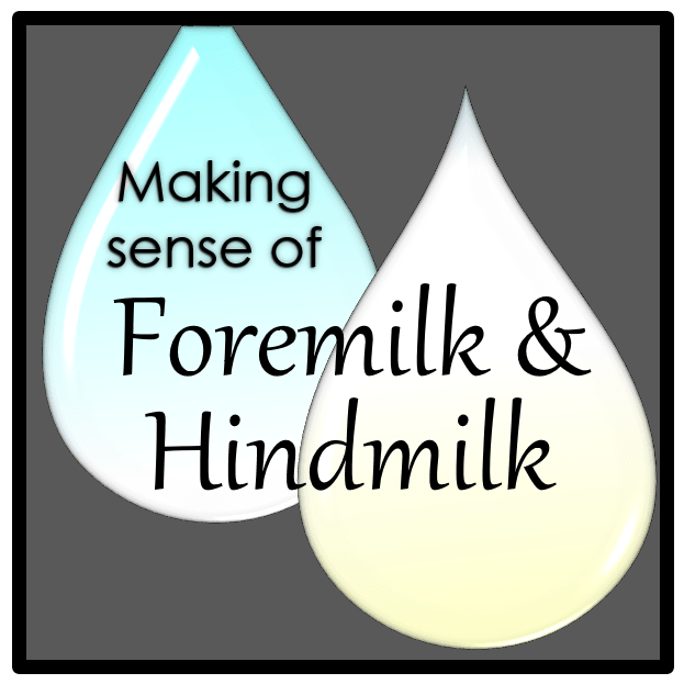 Foremilk and hindmilk - all you need to know