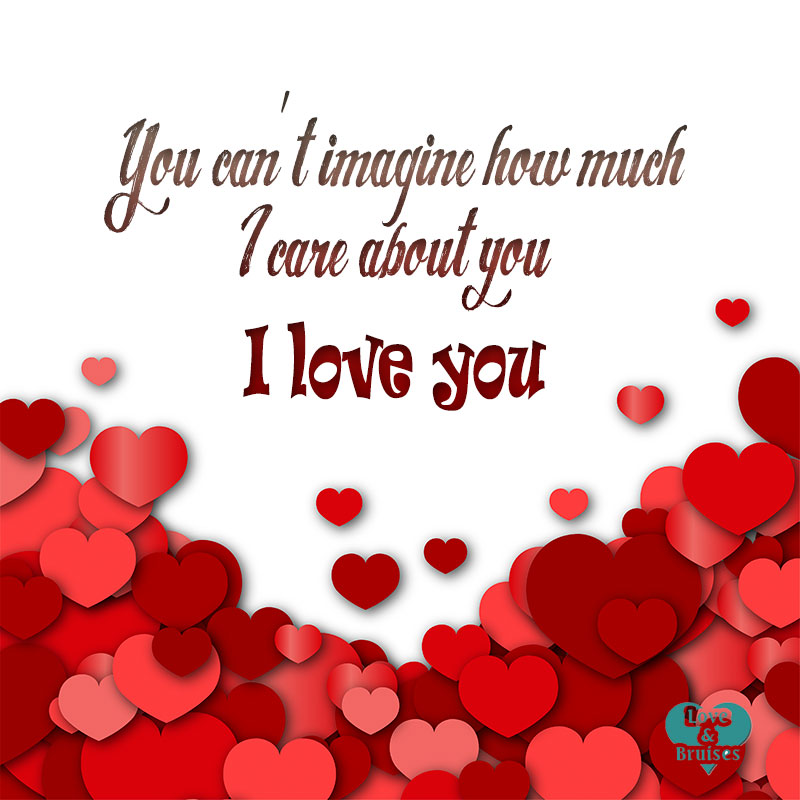 Images Of Love With Short Romantic Phrases Love