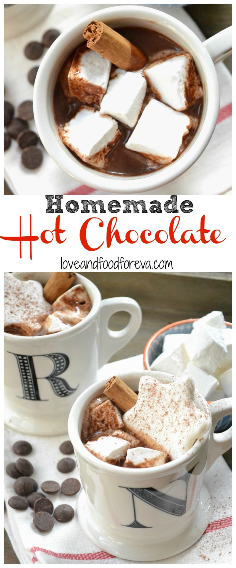 Perfect Hot Chocolate will warm you up in no time!