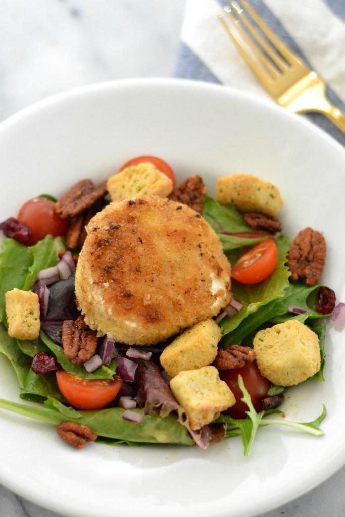 love_and_food_forEva_coastal_flats_warm_goat_cheese_spiced_pecan_salad