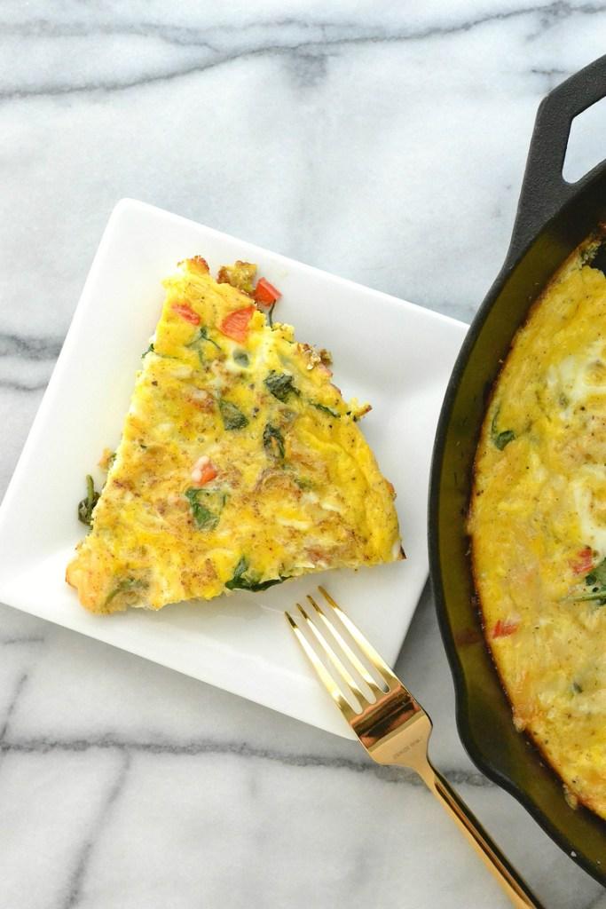 love_and_food_foreva_crab_arugula_frittata_slice2