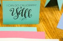 Calligraphy Yall-3