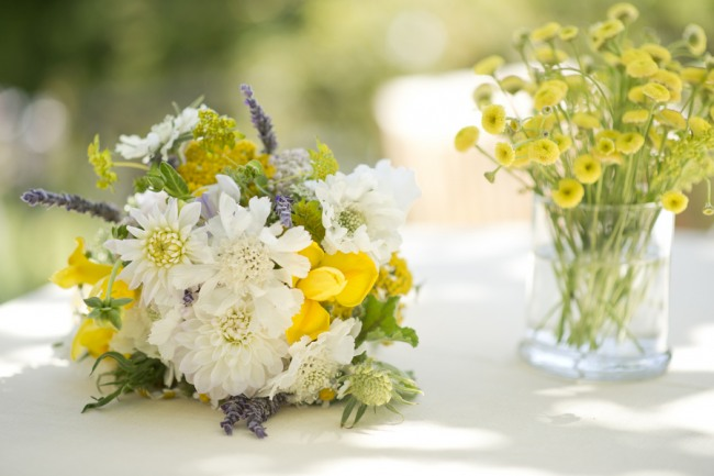 Natural Relaxed Rustic Wedding
