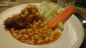 Kuru fasulye - bønnesuppe
