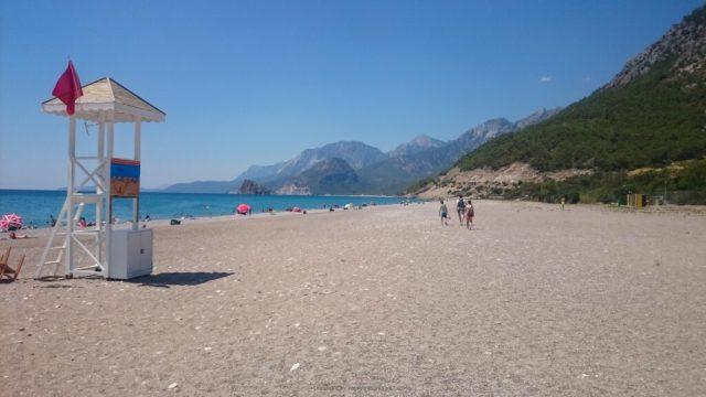 Sarisu beach antalya 3