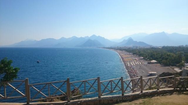 Konyaalti view