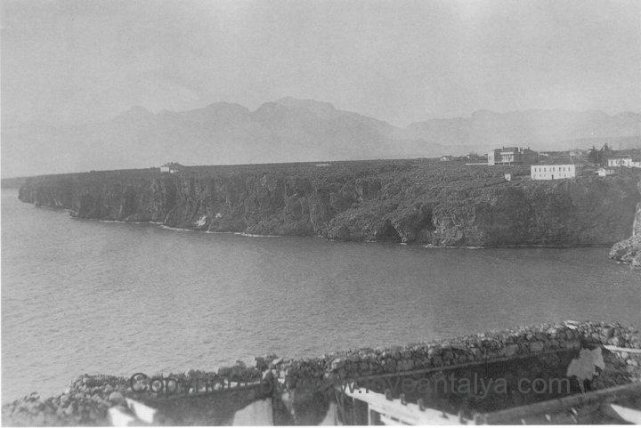 Towards Bahceli Evler and Konyaalti