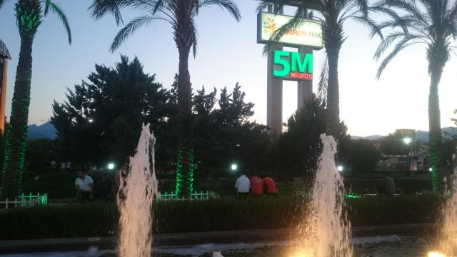 Migros 5M konyaalti Antalya shopping center
