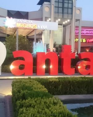 Migros konyaalti Antalya