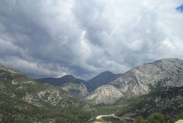 Termessos landskab