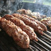 Tyrkisk Adana kebab - hot, spicy og virkelig lækker