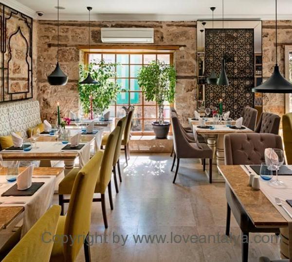 Vanilla Lounge restaurant