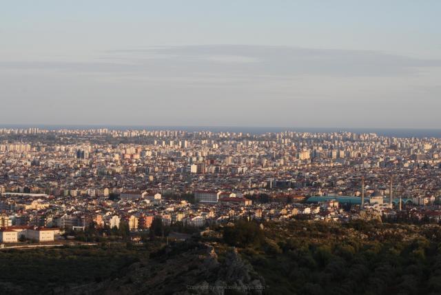Antalya storby