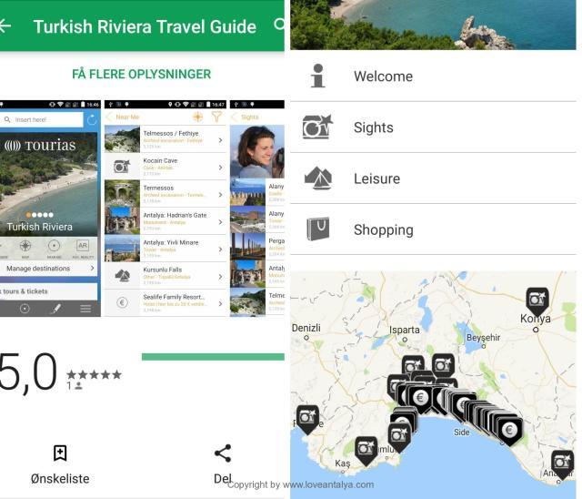 Rejse apps 2