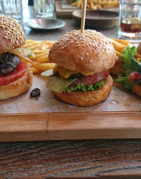 Big Chefs burger