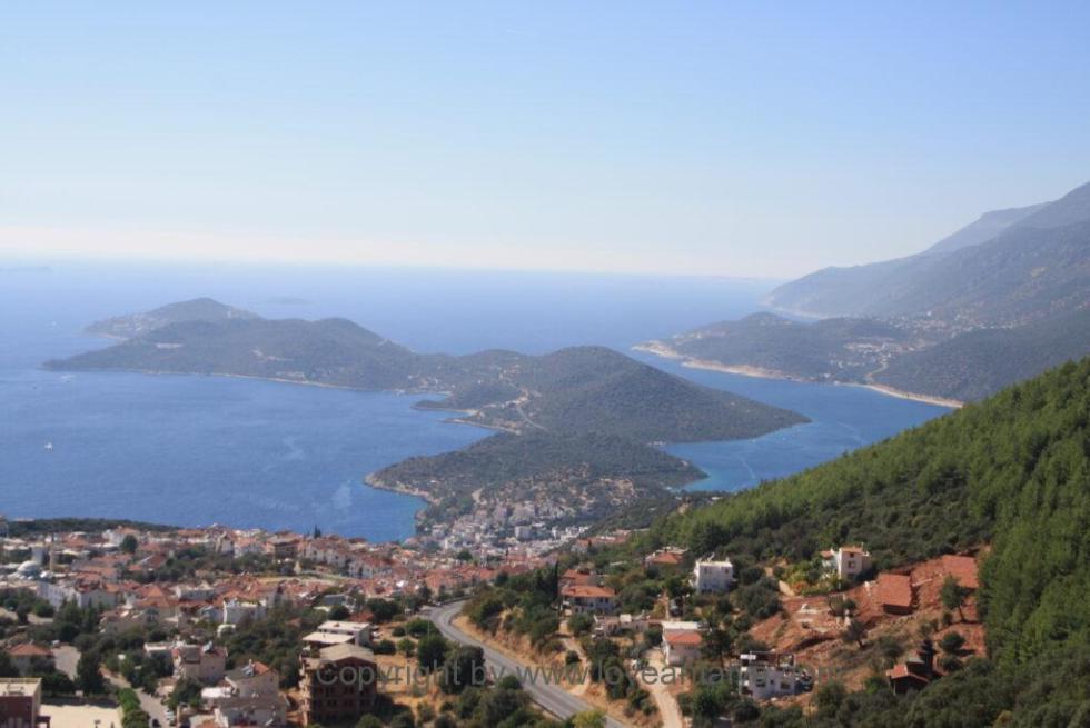 Antalya til Kalkan