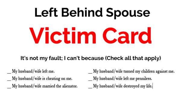 LBS Victim Card
