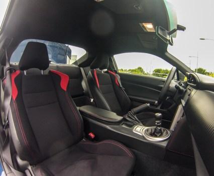 Toyota GT86 Stoelen