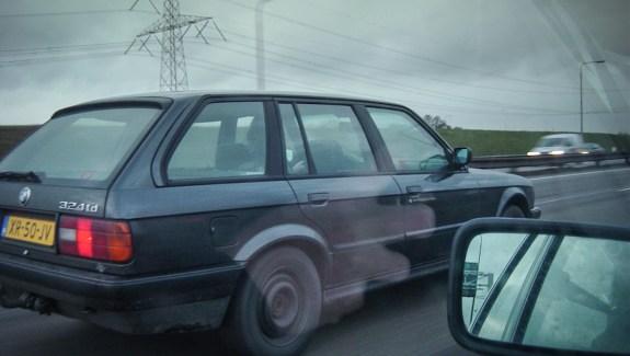 BMW e30 324td Touring