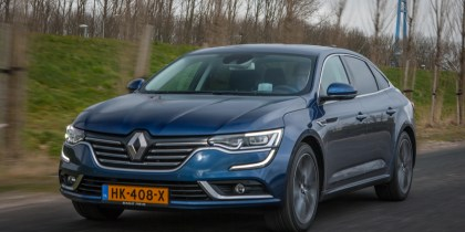 What's in a name: Renault Talisman