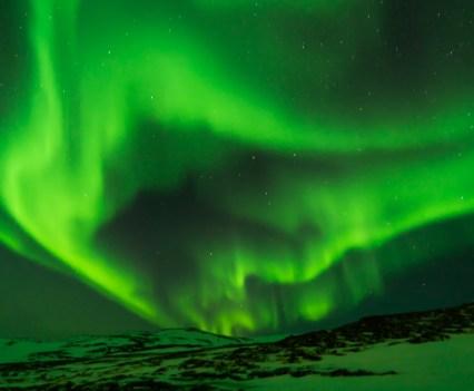 Roadtrip Noordkaap Noorwegen Noorderlicht