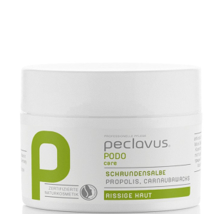 peclavus PODO care Schrundensalbe maść na pękające pięty 50 ml