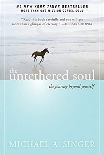untethered soul book