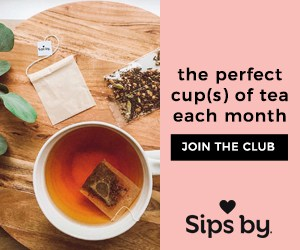 sips by tea box