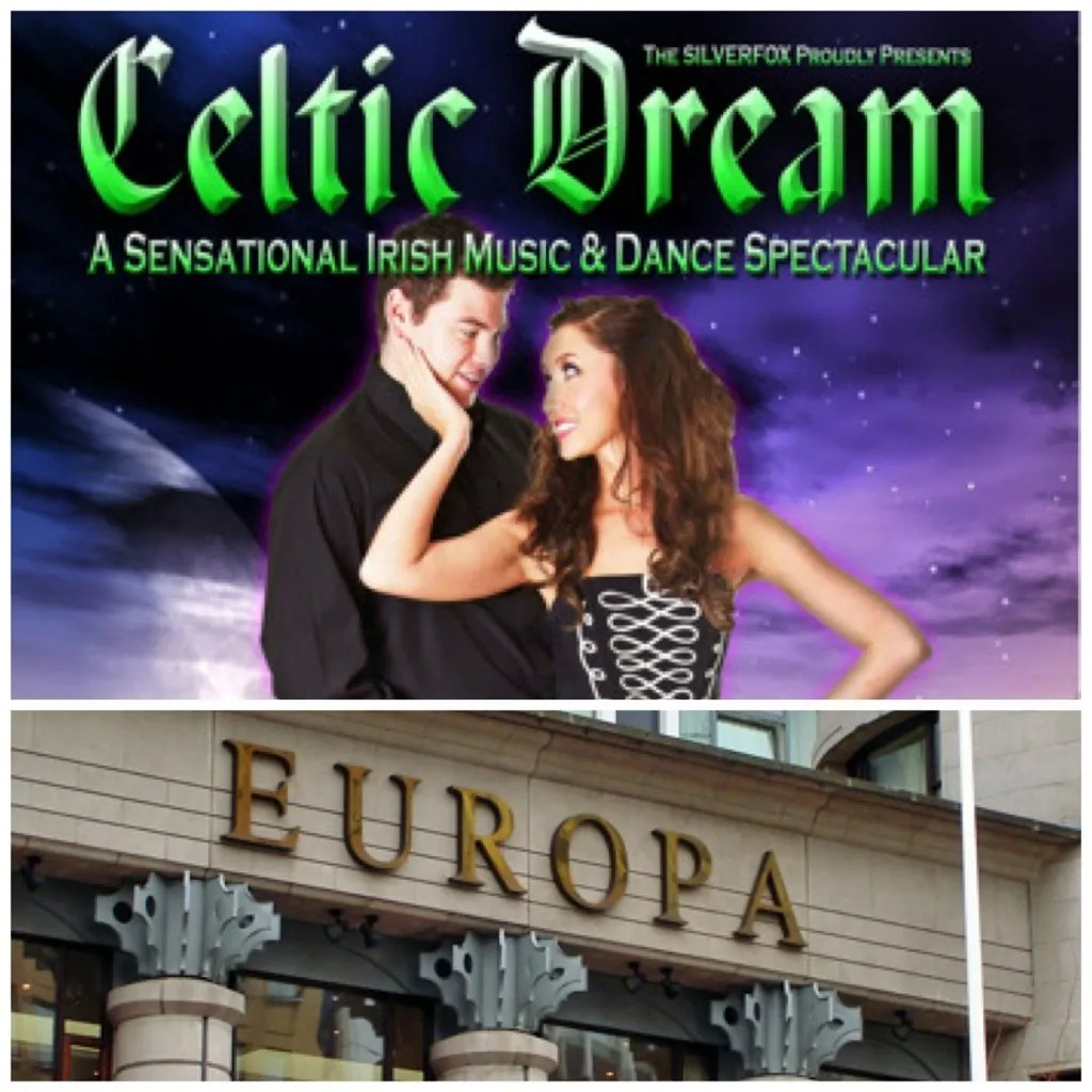 foto de Celtic Dream Summer show series at Europahotel Belfast