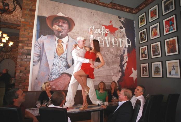Cafe Havana Belfast