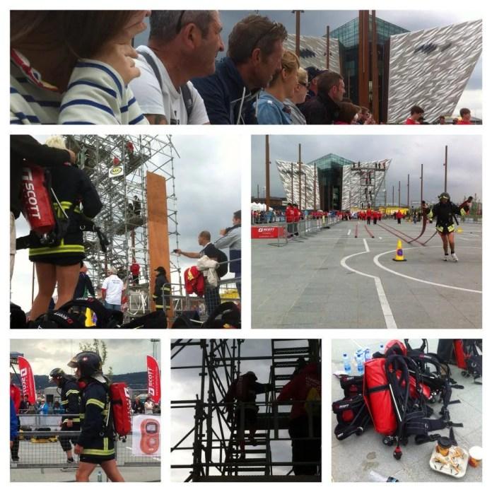 Ultimate Firefighter Belfast