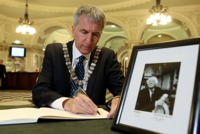 lordmayor - heaney