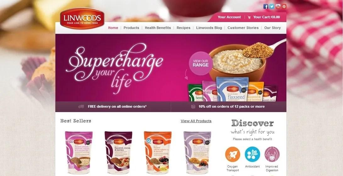 Linwoods Health Foods