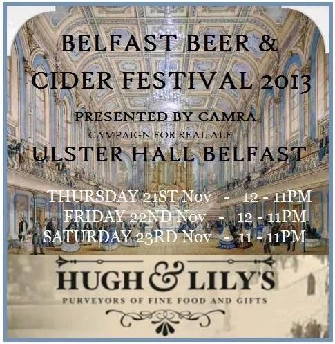 Belfast Beer Festival 2013 Ulster Hall